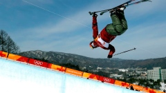 Canada's Sharpe top qualifier in women's ski halfpipe at Pyeongchang Olympics Article Image 0