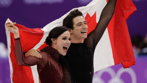 Retired Canadians Virtue and Moir leave ice dancing in a better place - TSN