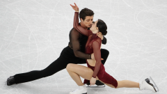 Tessa Virtue & Scott Moir rewrite the ending to Moulin Rouge article image