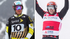 Canada's Del Bosco, Leman look to erase past demons in men's ski cross article image