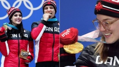 Canadian Trail: How Canada did today at the Olympics article image