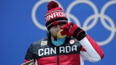 Brady Leman proud to win first ski-cross gold for Canada