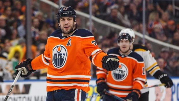 Edmonton Oilers deal forward Milan Lucic to Calgary Flames - TSN.ca