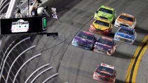 NASCAR Cup Series Racing on TSN