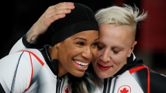 Kaillie Humphries isn't done punctuating her legacy article image