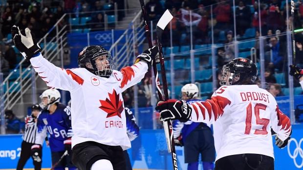 Iihf World Women S Hockey Championship Scores Schedule Tsn Ca