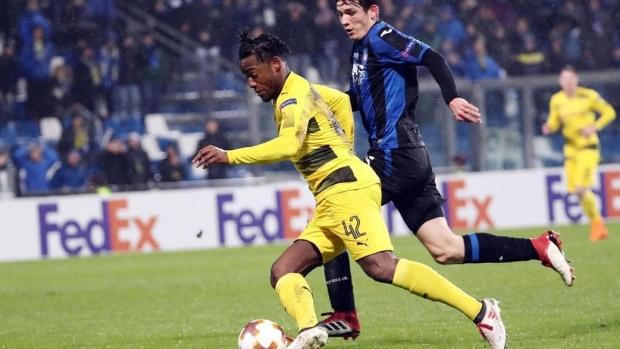 Dortmund striker Batshuayi racially abused at game in Italy Article Image 0