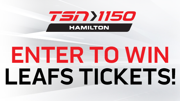 Enter To Win Leafs Tickets