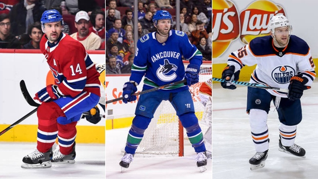 Plekanec, Vanek and Letestu