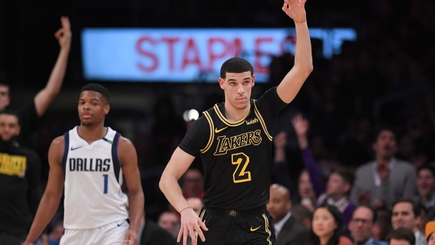 The Lakers Announced Lonzo Ball Will Undergo Arthroscopic Knee Surgery