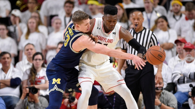 Abdur-Rahkman's career day leads UM in rout of Maryland
