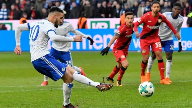 Nabil Bentaleb: Newcastle United medical for Schalke's former Spurs midfielder