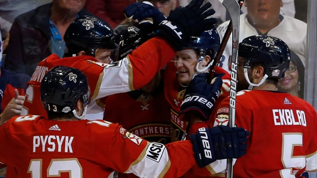 Off-Season Game Plan: Florida Panthers