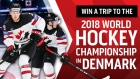 Ultimate Sports Trip of a Lifetime #18: 2018 World Hockey Championship