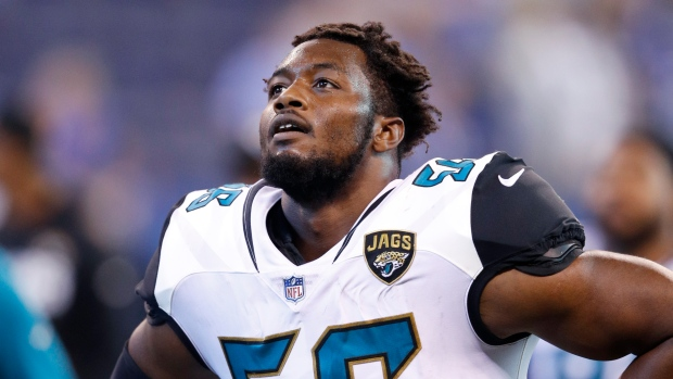 Jaguars decline to exercise fifth-year option on Dante Fowler
