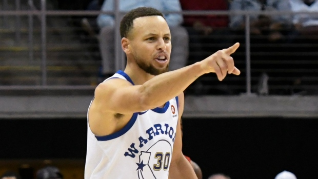 Stephen Curry eyes Hawks-Warriors on Friday for return, sources say