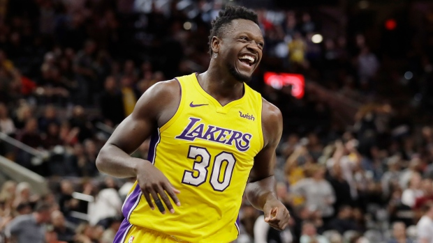 a761b2b49ed Lakers extend qualifying offer to Randle - TSN.ca