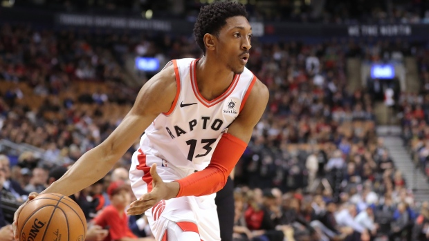 Raps, Boucher agree to National Basketball Association  deal