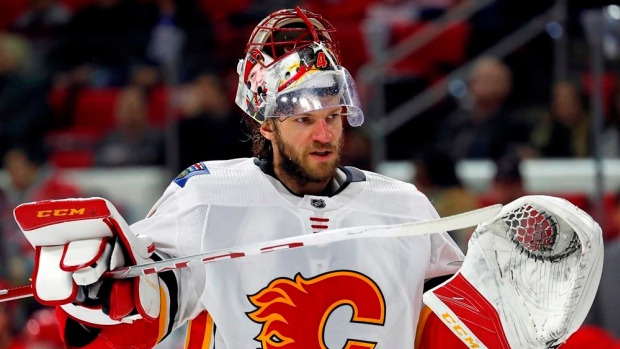 cb8a78458 Ice Chips  Flames to start Smith vs. Leafs - TSN.ca
