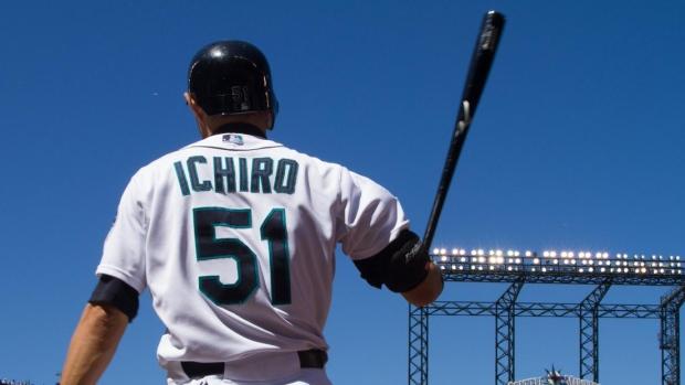 Ichiro Suzuki Batting Titles