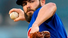 Mission accomplished: Hunter helps Phils land Jake Arrieta Article Image 0