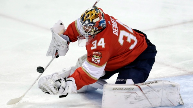 Florida Panthers Hoping To Trade Not Buy Out James Reimer Tsn Ca