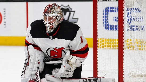 sports shoes c9379 2df15 Blue Jackets acquire G Kinkaid from Devils - TSN.ca