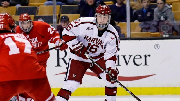 19ccef611 Bruins sign US Olympic star Ryan Donato to entry-level deal. The Canadian  Press. Ryan Donato. Ryan Donato