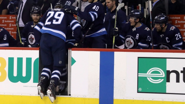 Laine May Miss Games Unlikely Out Long Term Tsn Ca