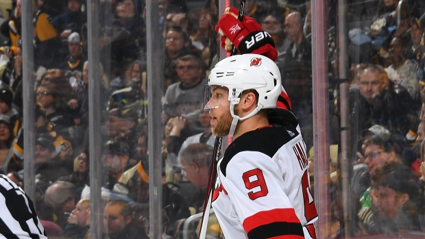 hot sale online d45ea 60c1c Convincing Taylor Hall to stay is no easy task for New ...