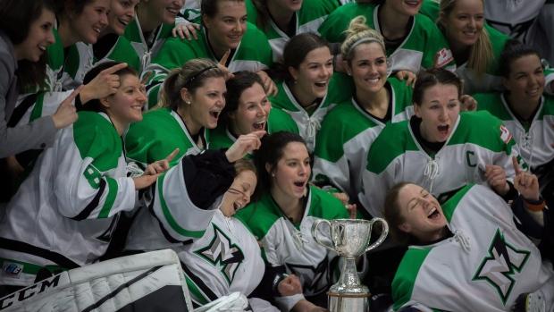 CWHL: Markham Wins Clarkson Cup