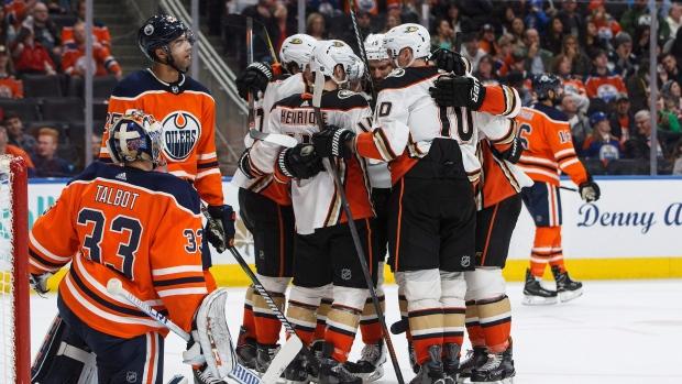 9233b3fca Ducks come back to beat Oilers in OT - TSN.ca
