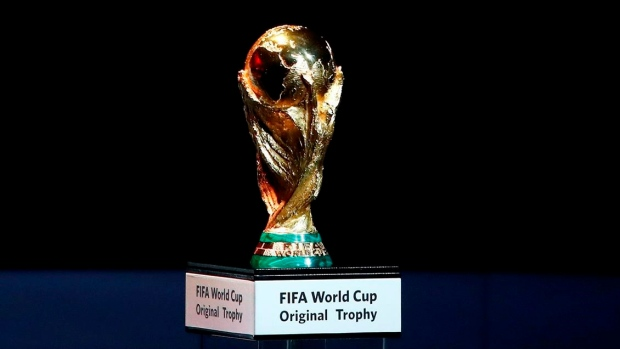 North America will host the World Cup in 2026