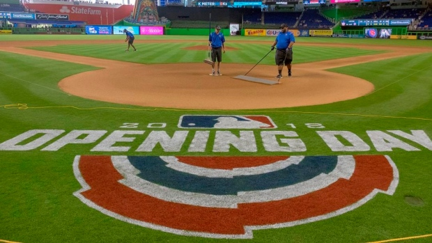 Major League Baseball set for earliest ever Opening Day next year