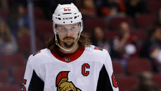 Erik Karlsson Clarifies That He's Willing to Sign Long-Term With Canadian Team