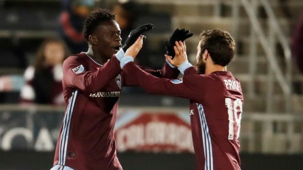 Badji scores in 89th to give Rapids win over Earthquakes