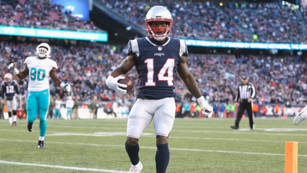 Patriots trade WR Cooks to Rams for first-rounder - TSN.ca 35c1a34e8