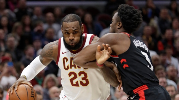 03d8965164a Raptors among East teams that stand to benefit from LeBron's move - TSN.ca