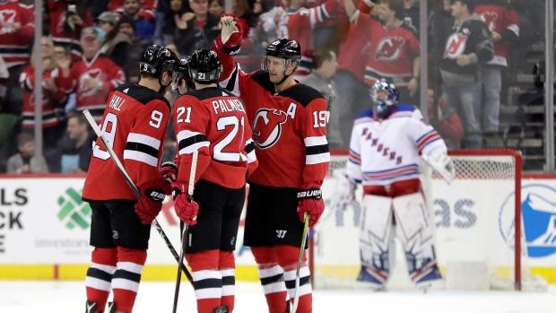 86dcd9d18 Devils on brink of playoffs after win over Rangers - TSN.ca