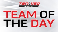 1150 - Team of the Day Contest Graphic