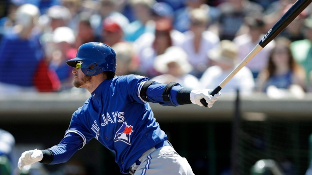 e5763031 Donaldson was always destined to be 'something special as a hitter'. White  Sox assistant hitting coach Greg Sparks knows Jays slugger Josh ...