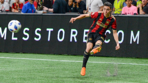 Atlanta United Avoids Early Red Card, Routs LAFC