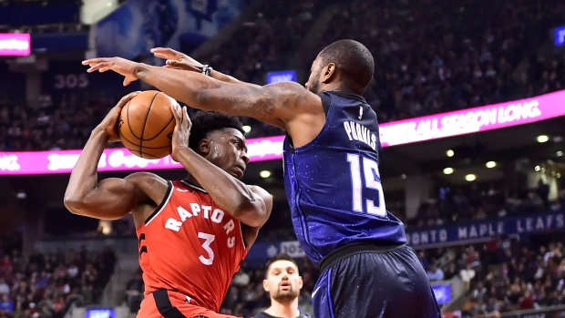 CJ Miles scores 22 points, Raptors beat Magic 112-101