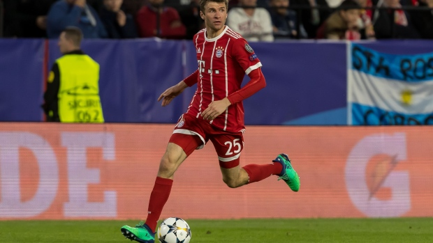 a83fbc262dd Low axes Bayern trio from Germany squad - TSN.ca