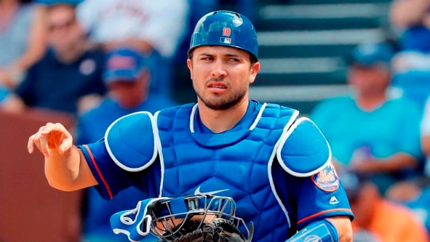 Travis d'Arnaud gets traded into middle of AL East race