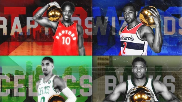 First-round Pairings Of NBA Playoffs Set