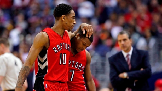 b00aa479d4a1 Looking back at previous Toronto Raptors advance-or-go-home playoff ...