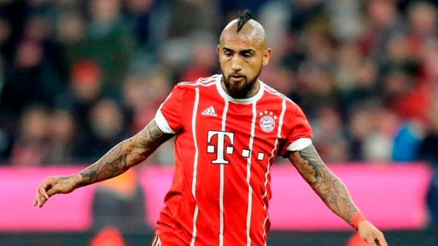 Arturo Vidal leaves Bayern Munich training and edges closer to Barcelona