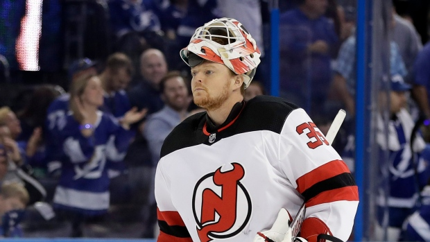 Devils turn to Schneider 84cc9d82c