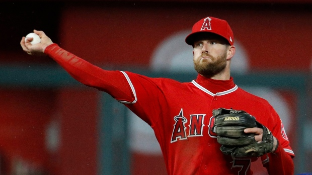 40a568971 Angels  Cozart to have season-ending shoulder surgery - TSN.ca